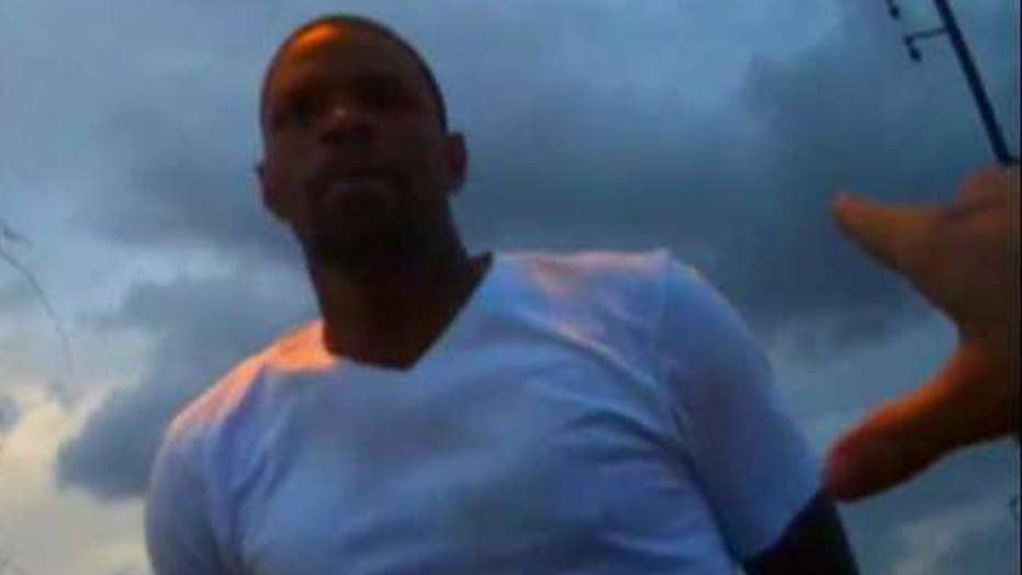 Bodycam catches man shoving SEPTA officer to the ground