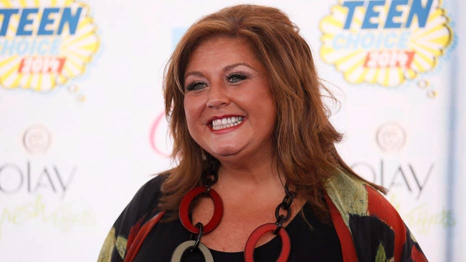 Abby Lee Miller a hot mess before serving prison term