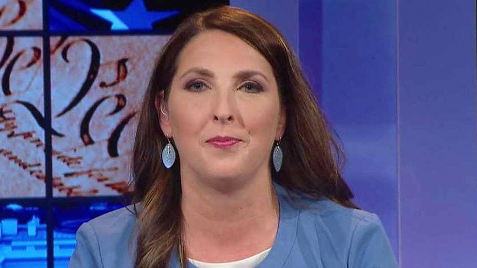 Ronna McDaniel on healthcare fix, tax cuts, Sessions attacks