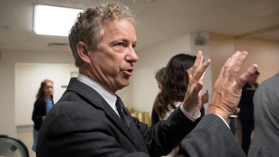 Sen. Rand Paul: Skinny repeal is better than no repeal