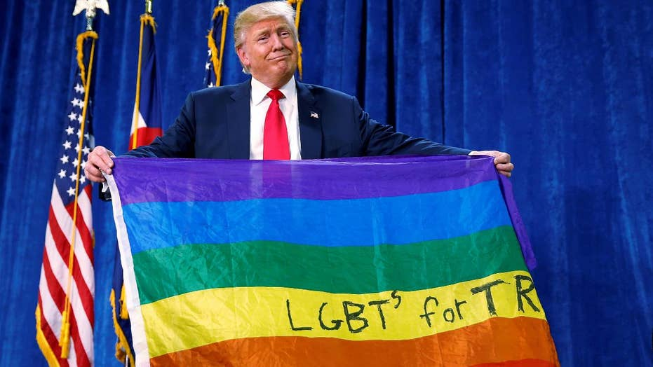 Trump transgender military ban reactions