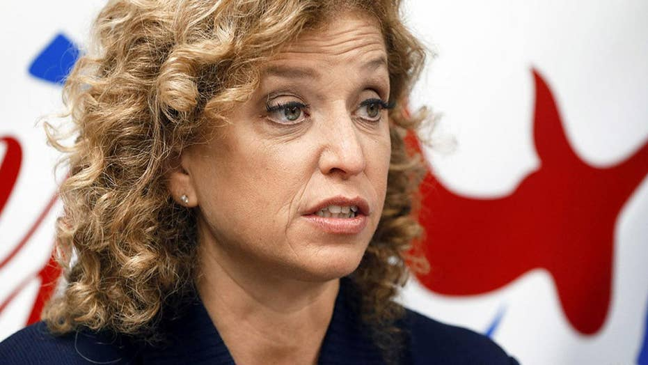 Former IT aide to Wasserman Schultz arrested for bank fraud