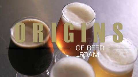 EXPLAINED: The science behind beer foam and why it is so important