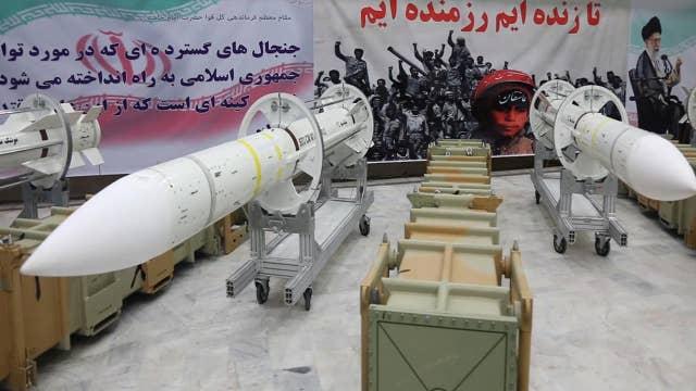 US confirms Iran fired rocket toward space