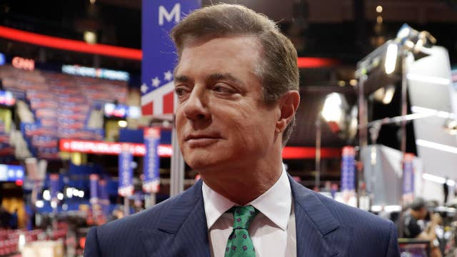 Report ties Manafort to top-tier associate of Russian mob