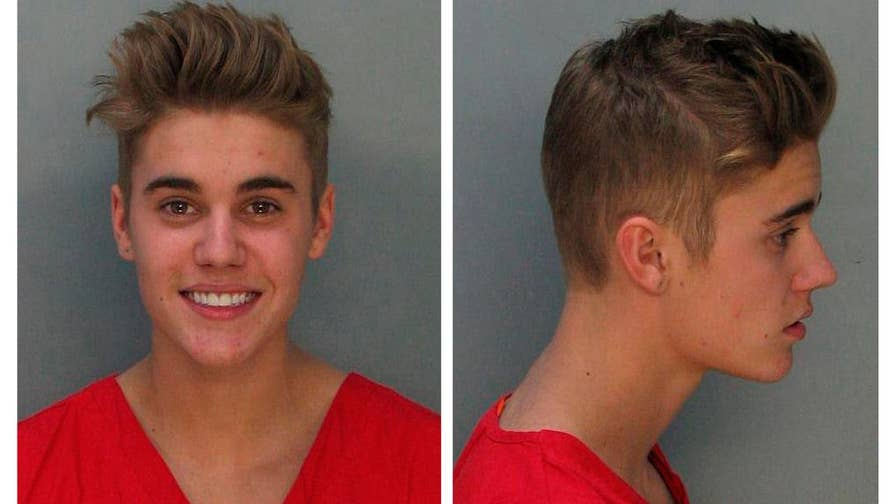 A look back at some of the more controversial Justin Bieber's moments