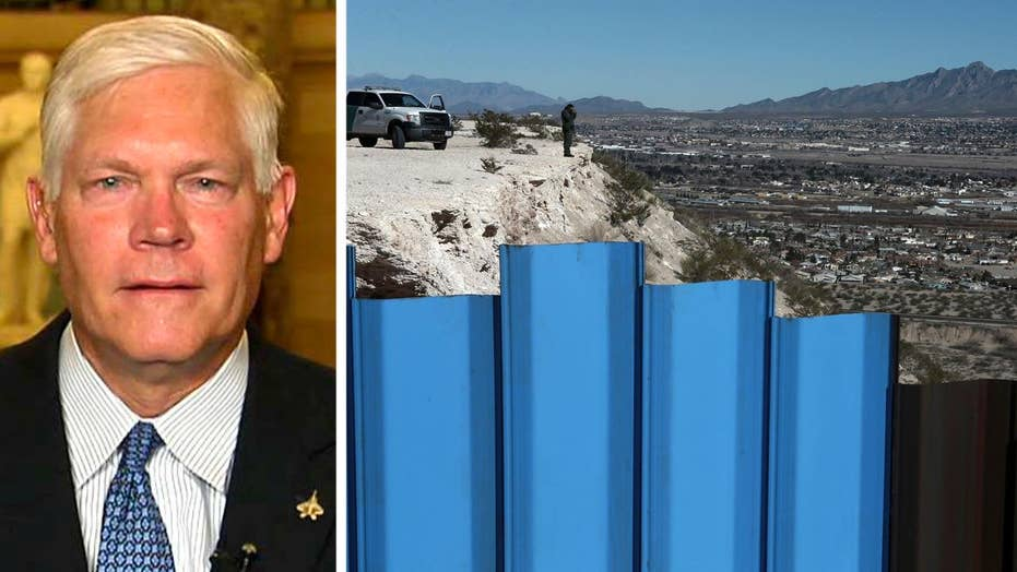 Rep. Pete Sessions talks funding for Trump's border wall