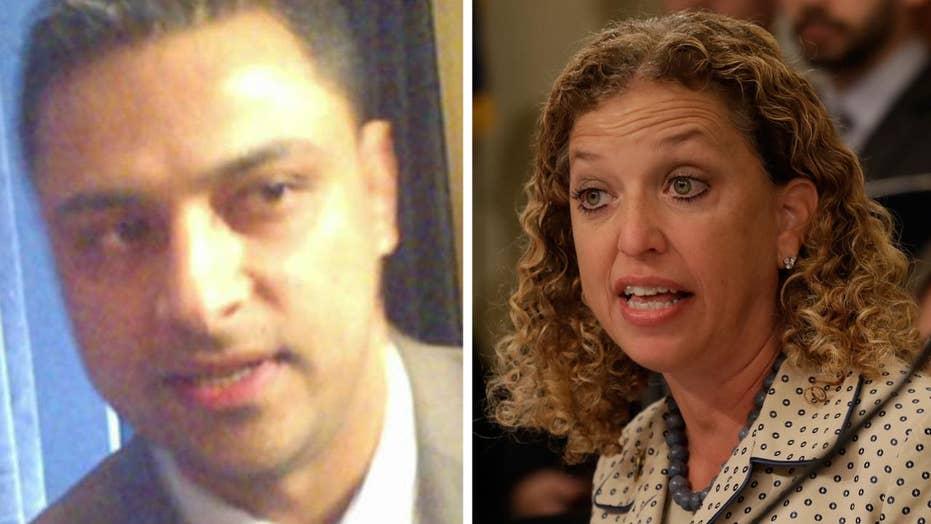 Feds arrest Debbie Wasserman Schultz's former IT staffer