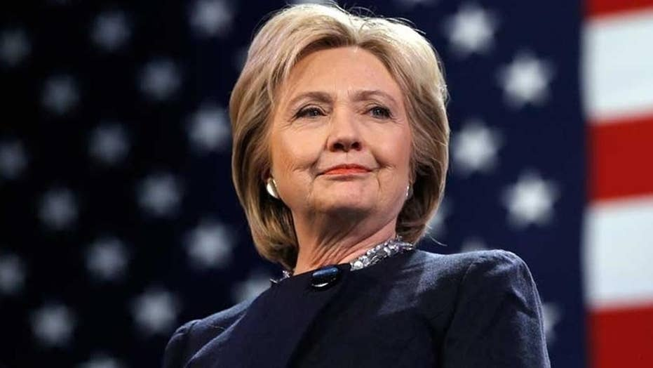 Clinton's new book to focus on Russian interference in 2016