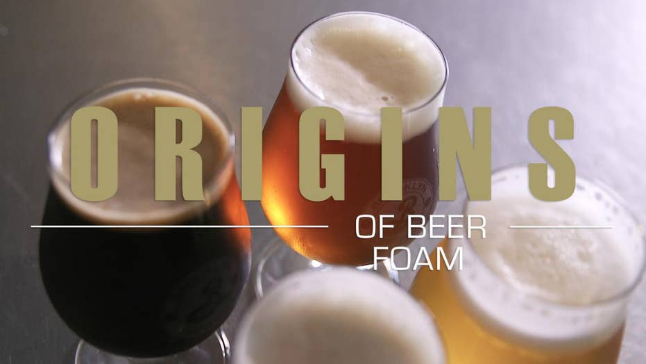 Beer foam: Why it's so important