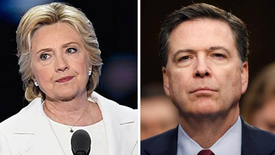 House Judiciary Committee votes to probe Comey and Clinton