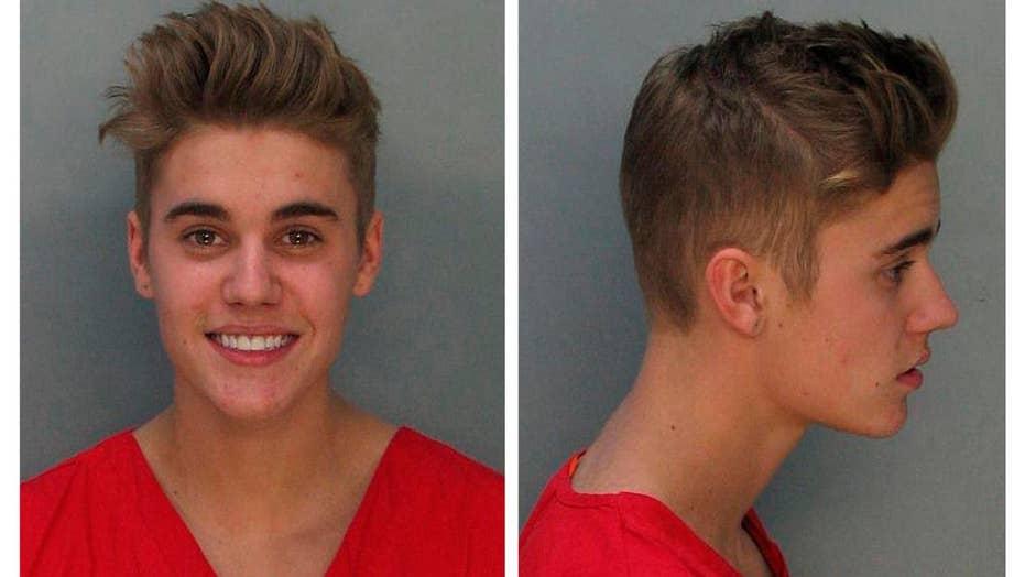 Justin Bieber's lowlights