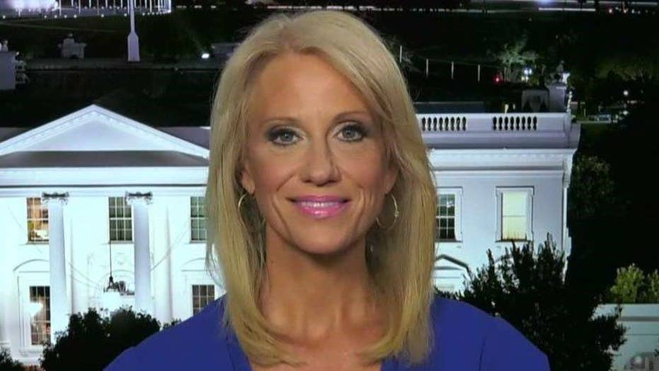 Conway: Dems not lifting a finger to help with health care