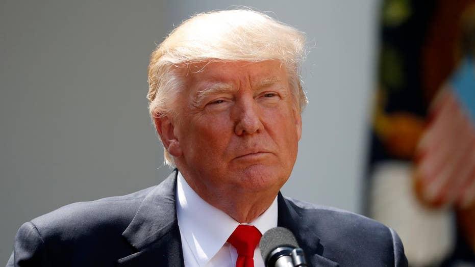 President Trump: Let ObamaCare implode, then deal