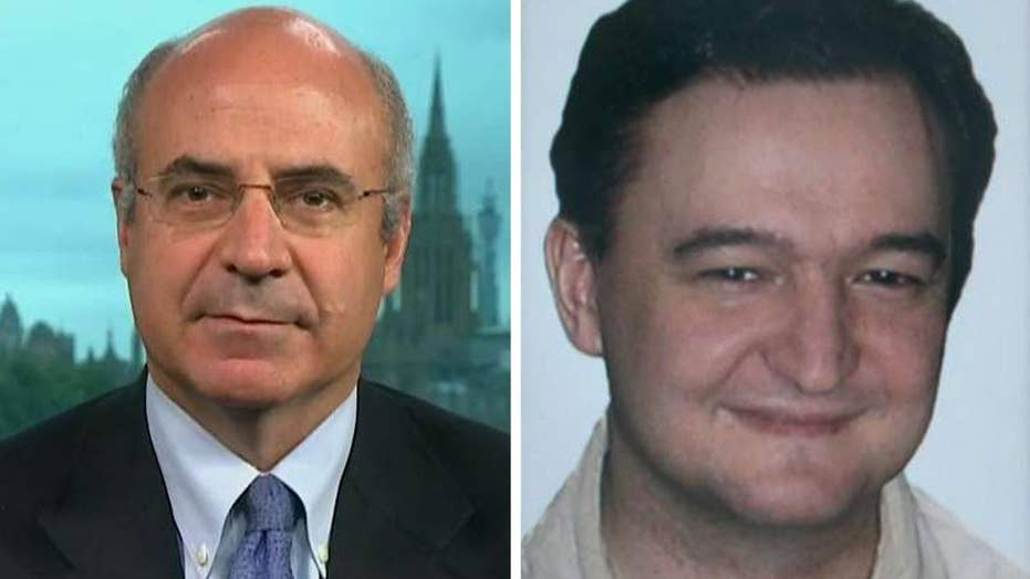 Browder: Firm behind anti-Trump dossier worked for Russia