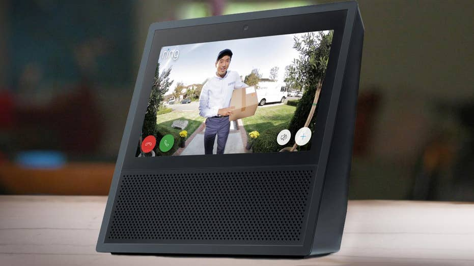 Protecting your home with Amazon Echo