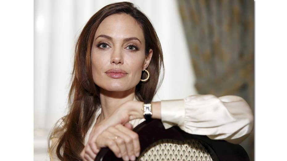 Angelina Jolie under fire for exploiting Cambodian orphans