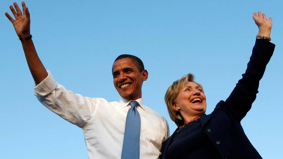 Republicans ask for special counsel to probe Clinton, Obama