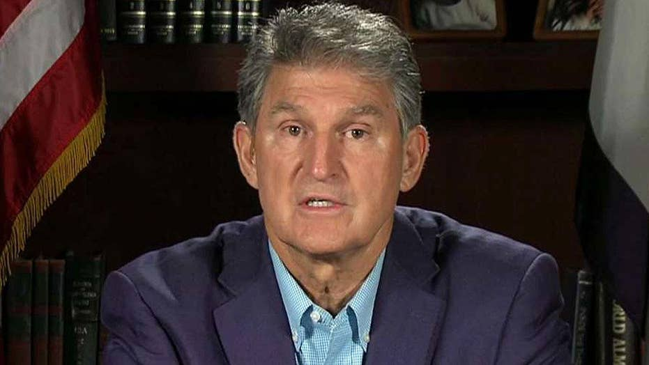 Manchin: We're all going to lose if we don't fix ObamaCare