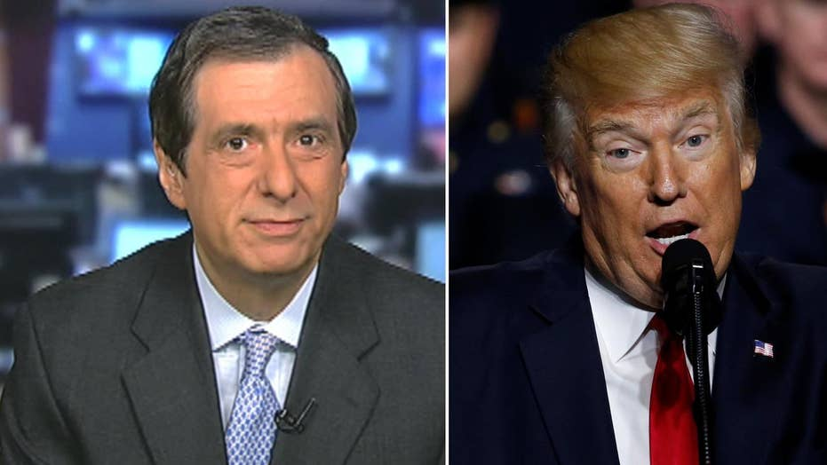 Kurtz: Can the Trump White House bounce back?