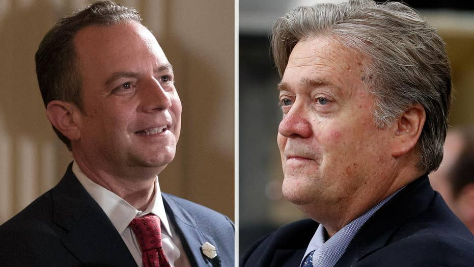 Priebus out: Is Steve Bannon next?