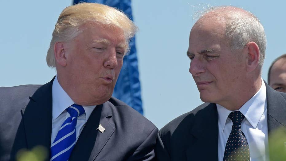 What changes will Sec. Kelly bring to the White House?