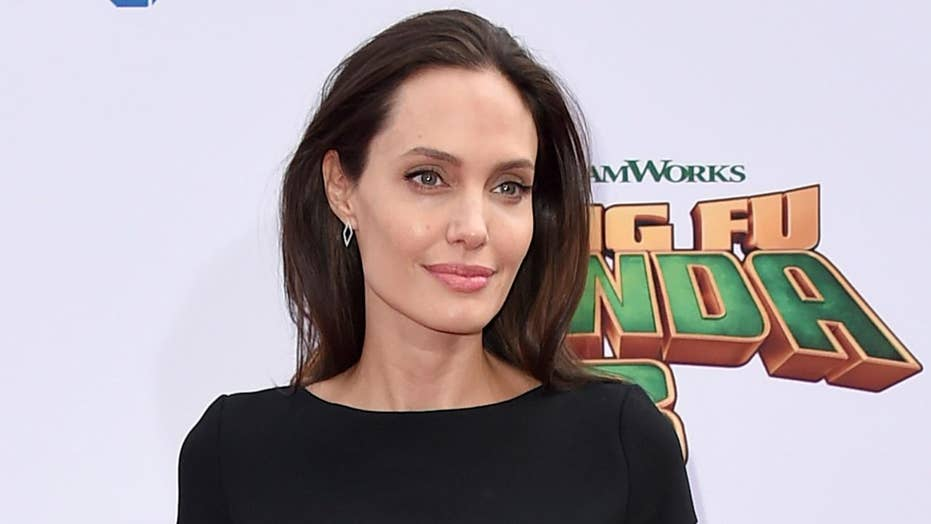Angelina Jolie opens up about Bell's palsy diagnosis