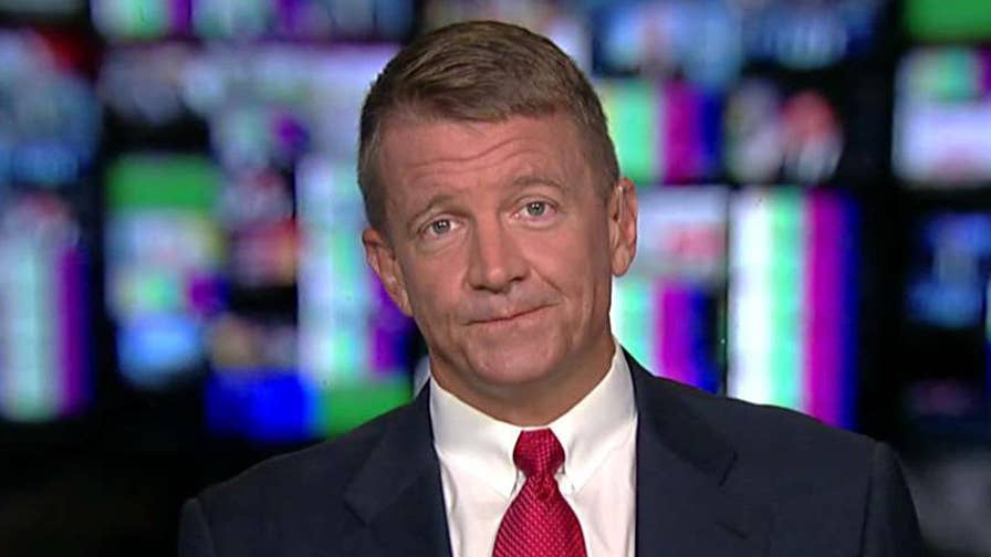 Erik Prince talks possible approaches to the war
