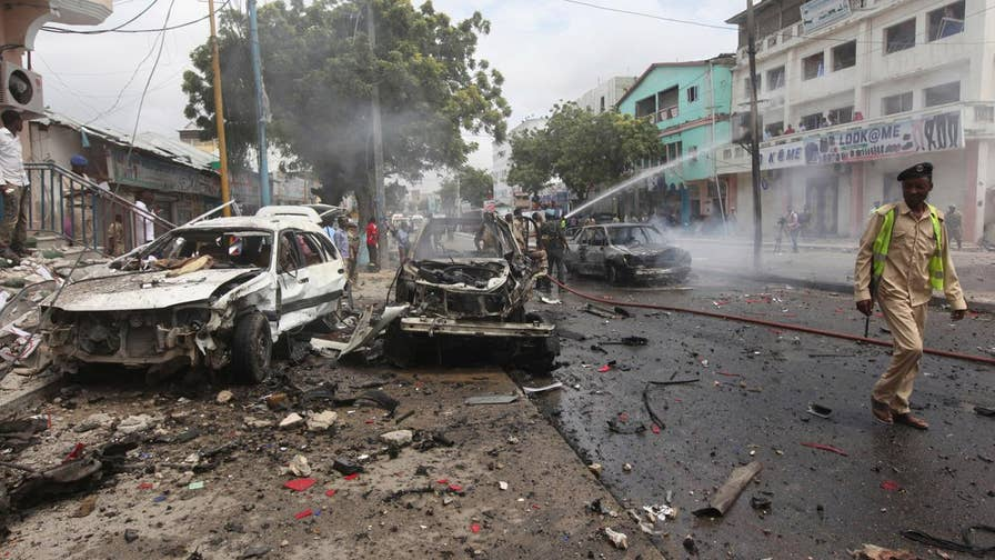 Police blame al-Qaida-linked group al-Shabab
