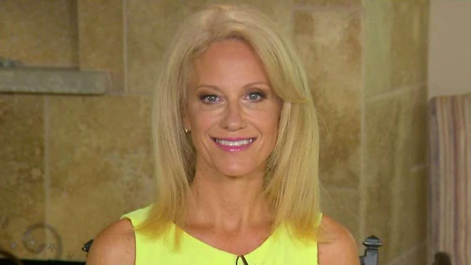 Conway on White House operations, health care reform