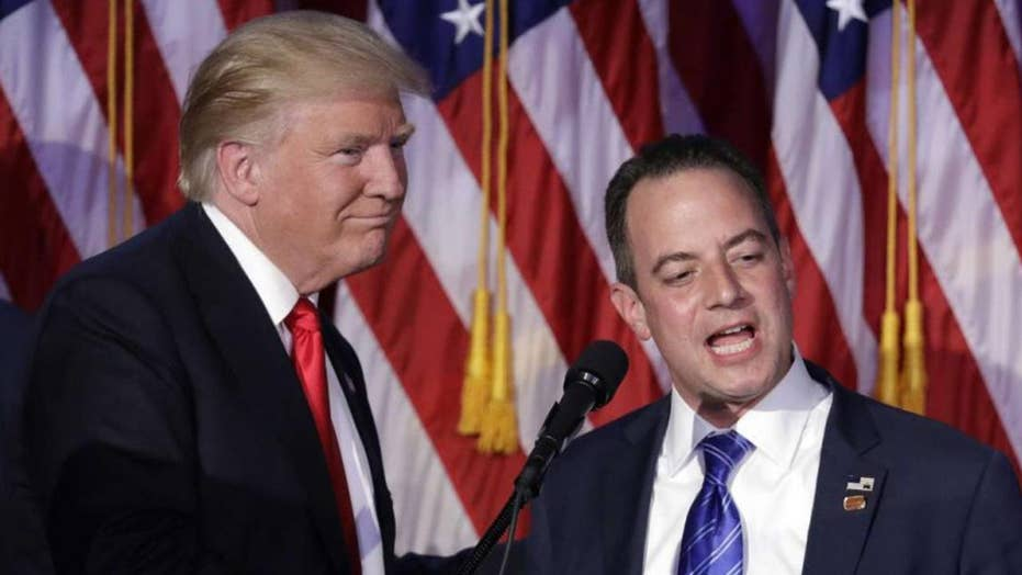 Furor over White House shakeup