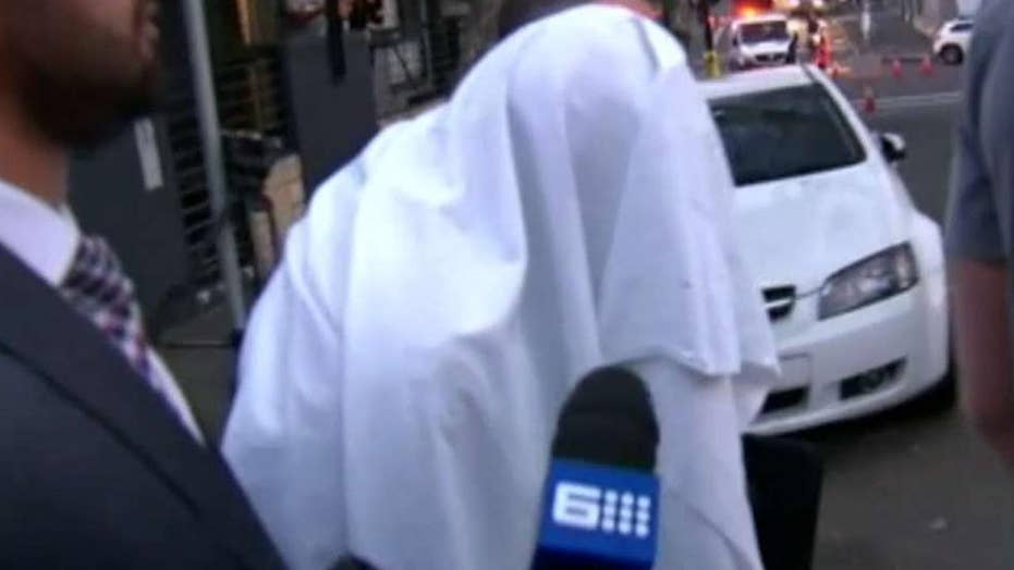 Man accused of 'terrorist plot' speaks to Australian media