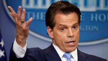 Reports: Scaramucci is out as WH communications director