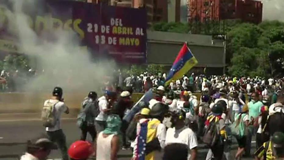 Venezuela elections spark protests, global outrage