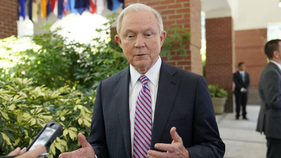 Sessions to announce investigations into 'criminal leaks'
