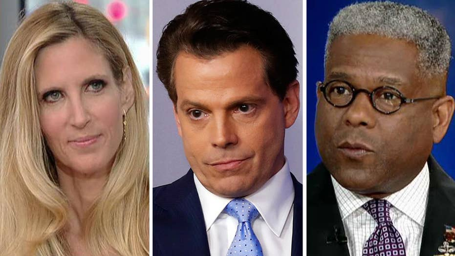 Chain of command or tirade: What led to Scaramucci's ouster?