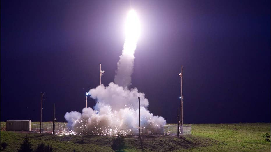 US tests THAAD defense system to defend against NKorea