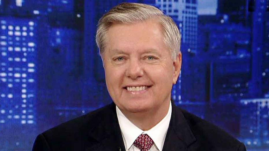 Graham: 'Mr. President don't let us quit' on health care