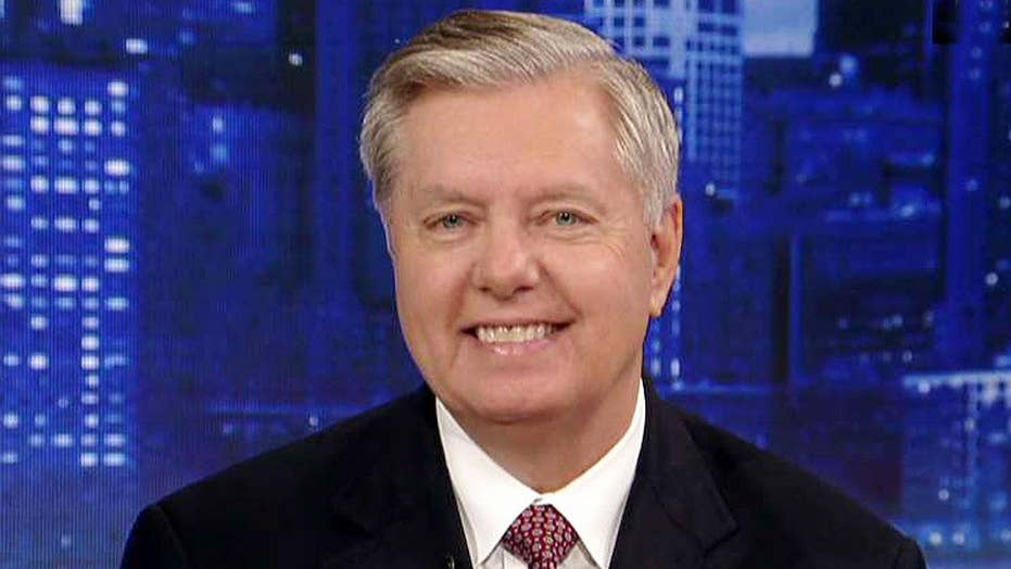 Graham: 'Mr. President don't let us quit' on health care