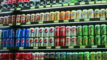 Tax increases price for a can of soda by 12 cents, also applies to energy drinks and lemonade