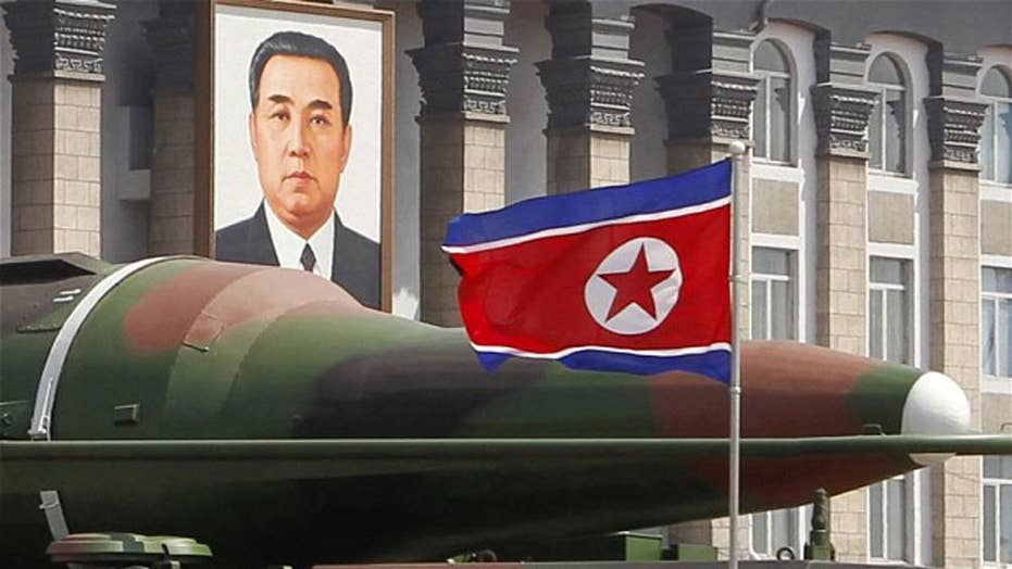What can the US do to fight North Korean aggression?