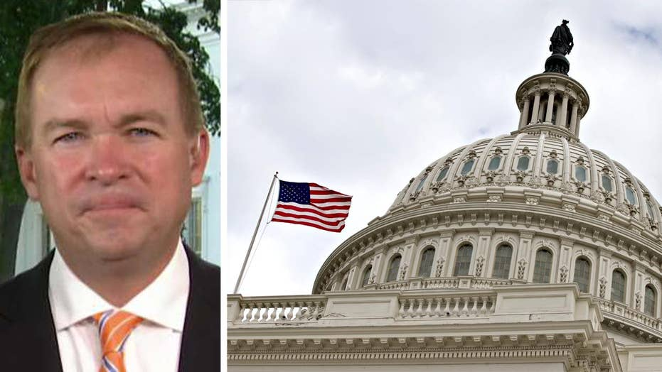 Mulvaney on the need for health care and tax reform
