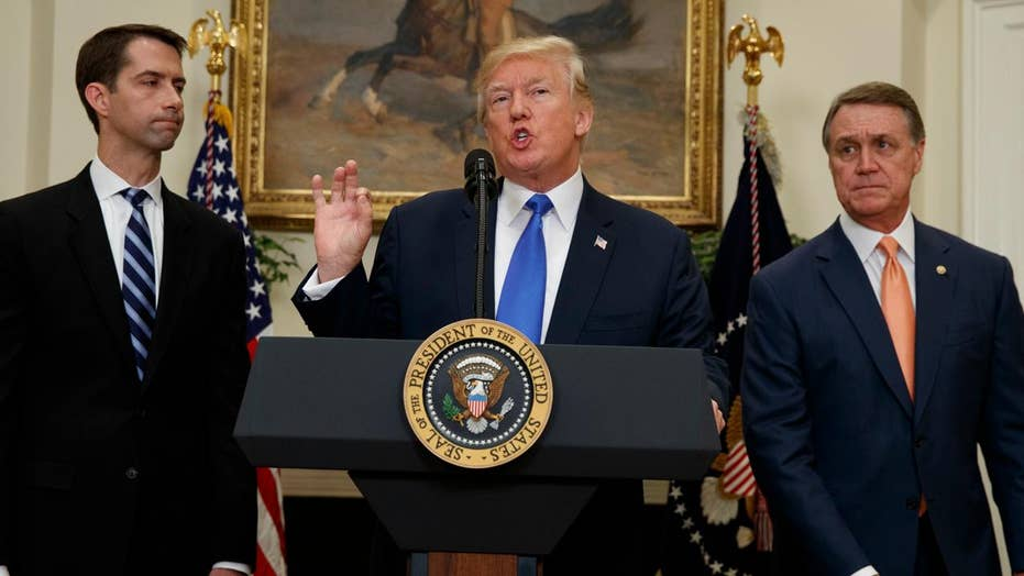 Trump touts 'merit-based' immigration system