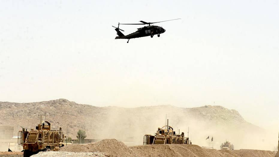 Pentagon: 2 US service members killed in Afghanistan