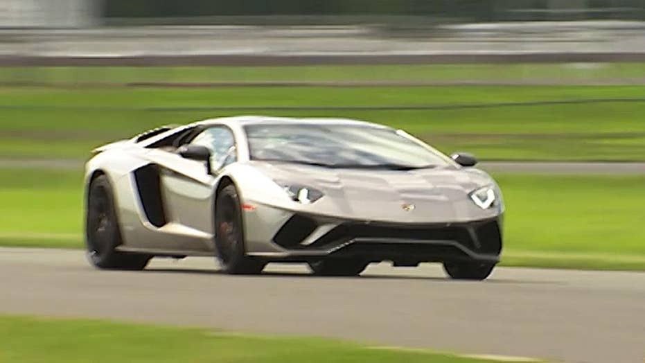 Behind The Wheel Of The Worldu0027s Second Fastest Car