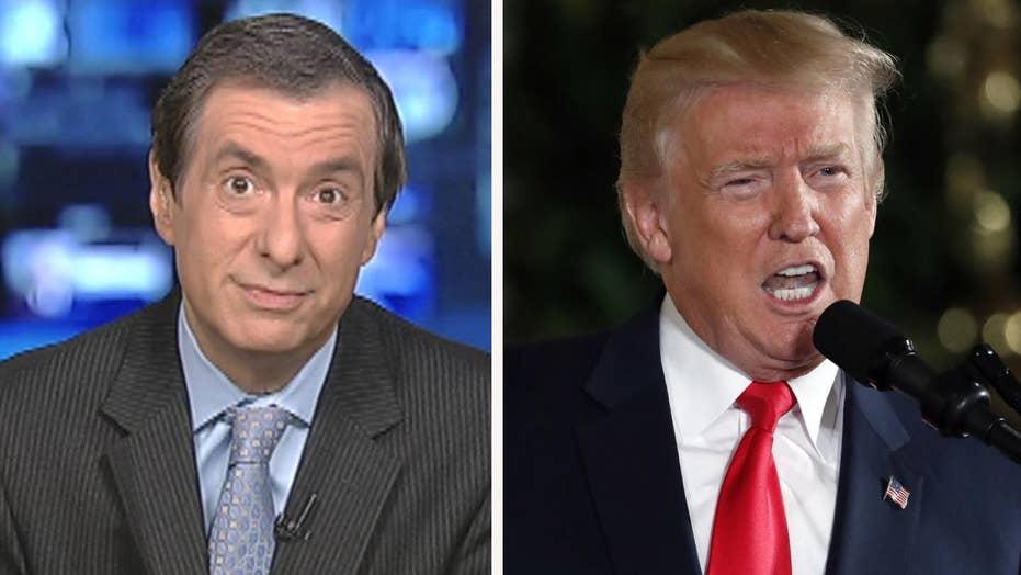 Kurtz: Life in Donald Trump's media universe
