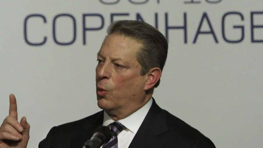 As Al Gore's documentary, 'An Inconvenient Sequel: Truth to Power,' prepares to open, the electric bill in environmental icon Nashville home suggests he may not practice what he has preached for so long #Tucker