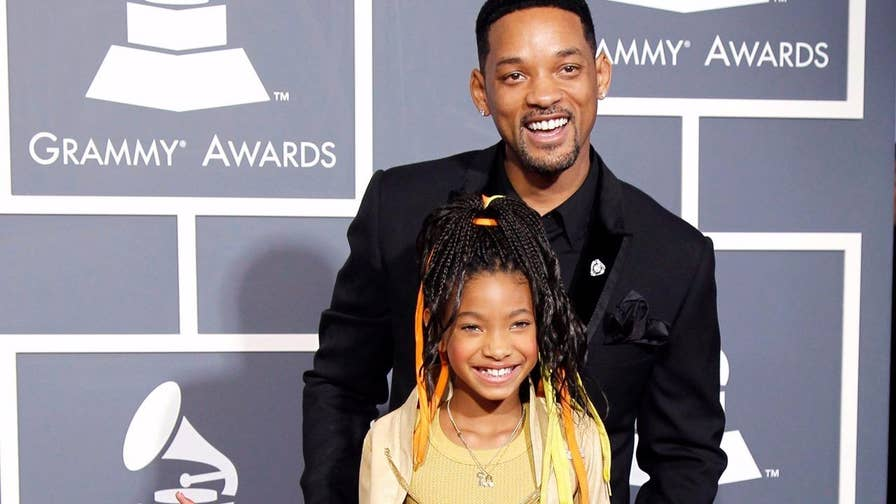 Fox411: Will Smith reveals the important parenting tip he learned when he and his wife discovered their 11 year old daughter, Willow, had shaved her head back in 2012