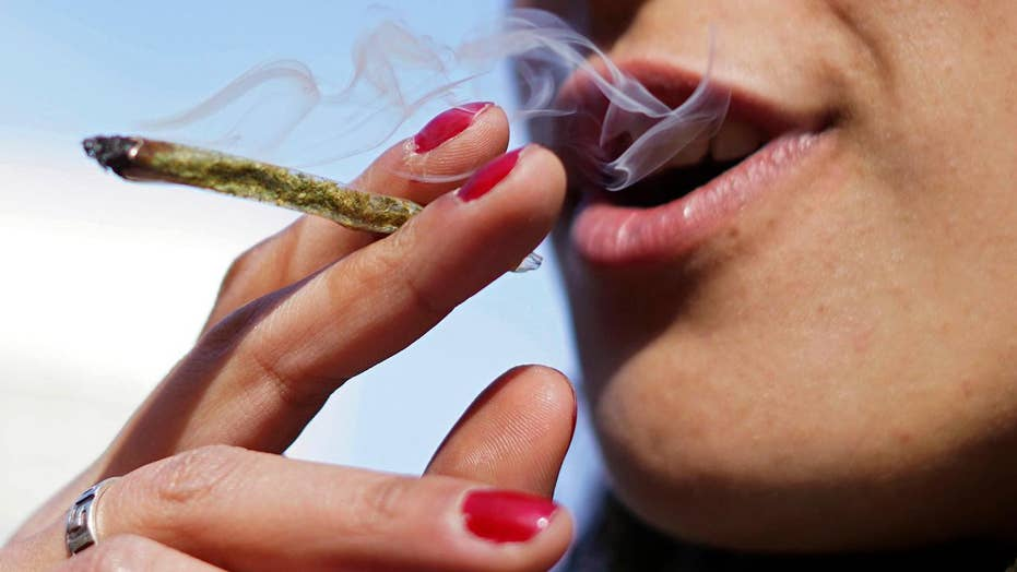 Why are more moms smoking marijuana than ever before?