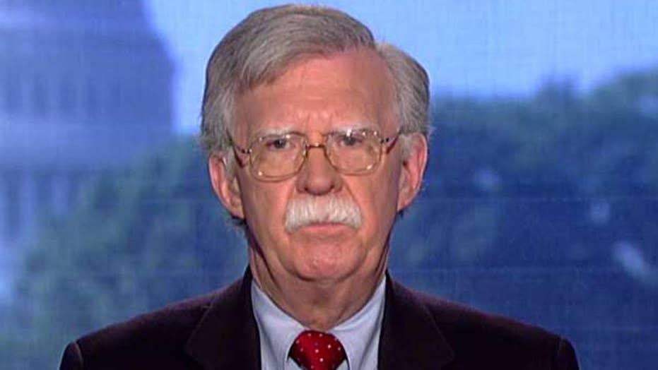 Amb. Bolton on Russia sanctions, North Korea threat, Iran